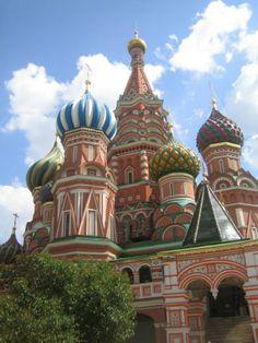 London and Beyond Moskovassa.