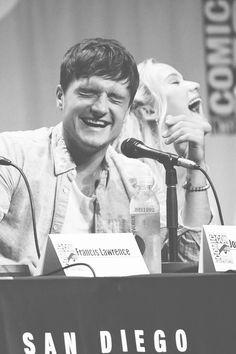 Josh Hutcherson - San Diego Comic Con - SDCC - July 9, 2015.