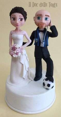 Wedding topper - Cake by Davide Minetti
