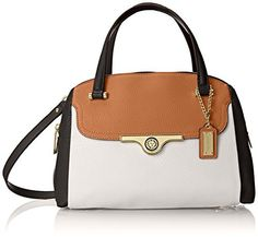 Anne Klein Lady Lock Satchel Top Handle Bag, http://www.amazon.com/dp/B00VJJ2ZSG/ref=cm_sw_r_pi_awdm_hq1Nvb0Z587CZ