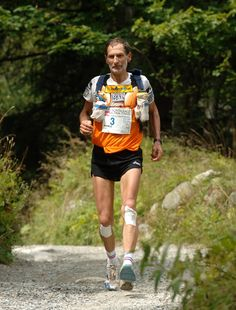 Ultramarathon runner Marco Olmo started running in his 20s but didn't win his first big title until he was 50. In 2006, aged 58, he won the 166-kilometre Ultra-Trail du Mont-Blanc – considered one of the world's toughest races – and proved it wasn't a fluke by winning again the next year.