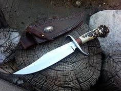 Custom Cold Steel Marauder by Dave Baker of Hollywood Combat Center