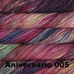 Paradise Fibers Yarn Malabrigo Rios Superwash Yarn Aniversario 005 - 1