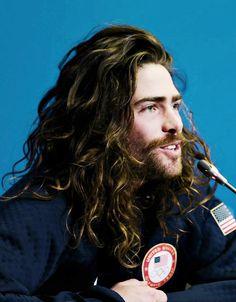 Long hair. Beard. Yep, I like it. Danny Davis.
