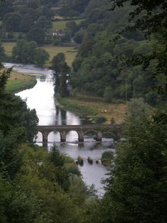The Bridge from Circle of Friends: Inistioge, Co Kilkenny