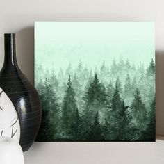 Quadro - Green Forest - Decohouse