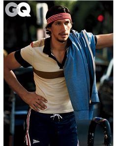 Adam Driver Photos - GQ Men of the Year 2012: Wear It Now: GQ