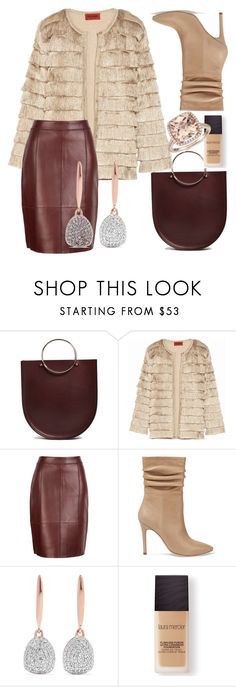 """Luxury set"" by katerina-lyubimova on Polyvore featuring мода, Future Glory Co., Missoni, Reiss, Halston Heritage, Monica Vinader, Laura Mercier и Blue Nile"