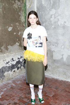 No. 21 Resort 2018 Fashion Show Collection