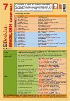- Pliant English Grammar 7 -