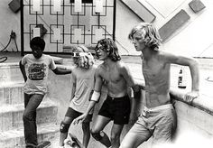 70s venice beach skateboarding