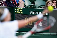 #IBM - changing the game at Wimbledon since 1990 - read how here