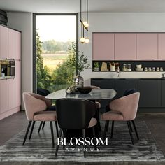 Bella Matt Blush Pink kitchen with the Integra full handle option. Choose this beautiful colour for your kitchen and be tickled pink with how good it will look in your home. Kitchen Ideas, Kitchen Design, Stylish Kitchen, Kitchen Collection, Pink Fashion, Blush Pink, Minimalist, Handle, Colour