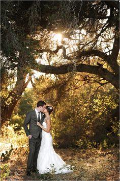 Elegant Outdoors Bridal Shoot by Gavin Wade Photographers - www.gavinwadephoto.com // Florals by www.heavenlybloomsflorist.com