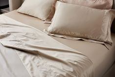 This cold weather calls for a warm cosy bed! our CHAMPAGNE BEIGE Pure Egyptian Cotton fitted sheets will add the warm tones you need! ORDER NOW only for 79$ ea for the full set (2 pillow cases and 1 fitted sheet). Flat Sheets, Fitted Sheets, Cosy Bed, Luxury Bed Sheets, Egyptian Cotton Bedding, European Pillows, King Pillows, Decorative Trim, Bed Sheet Sets