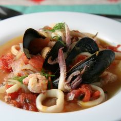 Recipe: Sustainable Seafood Stew
