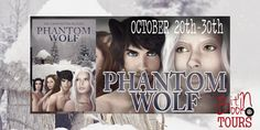 Tome Tender: Kia Carrington-Russell's PHANTOM WOLF Tour & Givea...