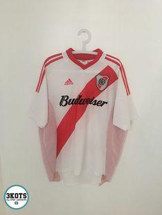 f3db6f48e26 RIVER PLATE 2002/03 Home Football Shirt (XL) Soccer Jersey Vintage ADIDAS  CARP #adidas #Jerseys #Footballshirts #Soccerjerseys #ClassicSoccershirts