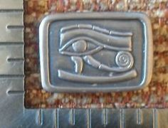 Egyptian Eye of Horus Lapel Pin Boutique Shop, Boutique Clothing, Egyptian Eye, Eye Of Horus, Tie Pin, Pin Image, Lapel Pins, Healthy Tips, Ebay