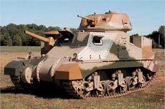 The M3 Lee/Grant Medium Tank