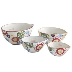 "Zinnia Measuring Cups  I have these and love them! They make me feel all ""fancy"" when I cook!"