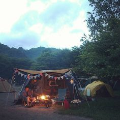 camping Oregon Country Fair style @Lisa Phillips-Barton Phillips-Barton Phillips-Barton Griffith