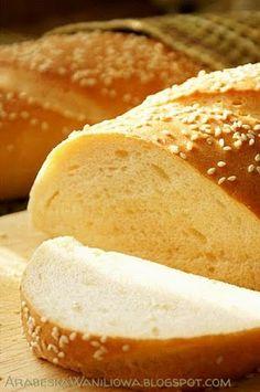 Włoski chlebek z sezamem | Arabeska