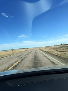 Traveling that Wyoming road