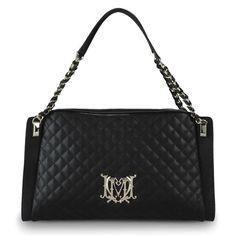 Love Moschino love black! ♥ #lovemoschino #bag