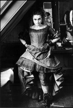 Helena Bonham Carter - by Mary Ellen Mark