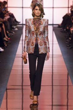 Giorgio Armani | Haute Couture - Spring 2017 | Look 3