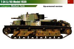 T-28 M1939 Medium Tank