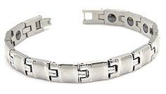 Hpolw Men Titanium Steel Jewelry Fashion Magnetic Bracelet for Men Hpolw http://www.amazon.com/dp/B00YEN2BII/ref=cm_sw_r_pi_dp_i3u4vb02R30TC