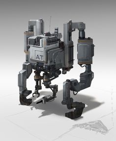concept robots: Concept robotics by John Park