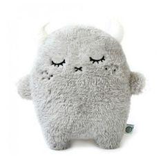 #Doll Ricepuffy kussen grijs from www.kidsdinge.com                  https://www.instagram.com/kidsdinge/ https://www.facebook.com/kidsdinge/ #kidsdinge