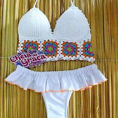WEBSTA @ biquinischeiadegraca - 🔚Atacado e varejo🔙🌴🌞👙🍨🍦 🐚🚩loja fica na Paes de carvalho 1767 por trás do senac ✔Castanhal-PA 📱whatsapp 91980651200 👩Luana#monteseubiquini #lindosbiquinis #bikinis #bikini #biquinisatacado  #body  #maiô #verao2017 #biquinis2017 #croche #biquinicroche #topcroche