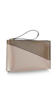 Museum Pochette by Marni for Preorder on Moda Operandi