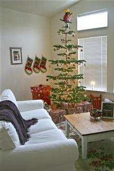 I love the Silver tip Christmas tree!!! | I Love Christmas ...