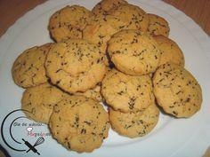 Κουλουράκια βανίλιας με τρούφα! Cookies, Desserts, Blog, Fun, Crack Crackers, Tailgate Desserts, Deserts, Biscuits, Postres