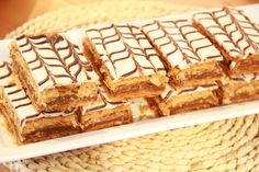 Receta de milhojas fácil y rica por Osvaldo Gross: http://elgour.me/1DpVUqB #elgourmet #Recetas #Dulces