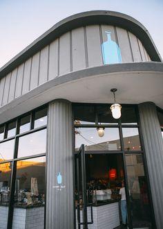 食記dine out◥ blue bottle coffee @ los angeles // 藍色小瓶子咖啡 — h e r n a m e i s s h i n