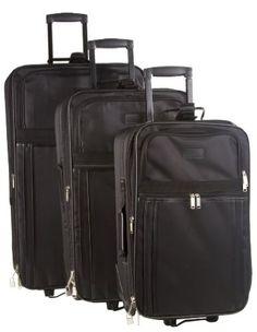 Blue Luggage X Suitcase Medium 26