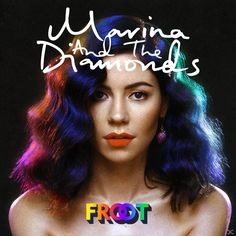 #FROOT (LP)- FROOT AS VINYL DISK!  I want this soooo fucking bad! But it is kinda expensive at that store.... :/ and they don't sell it anywhere else in my country....