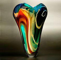 Vejam alguns dos trabalhos espetaculares desse grande mestre na arte com vidro:  Peter Layton . ...
