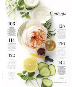 another vertical table of contents. I believe to be successful and not a nuisance to look through, the page and title of the article needs to be called out a bit more drastically than the description.