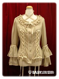 Alice and the Pirates, Juliette blouse, beige