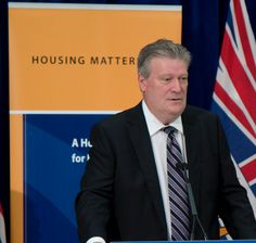 Who did Rich Coleman's chief of staff give a sneak peek of the BC Liberals' affordable housing strategy?