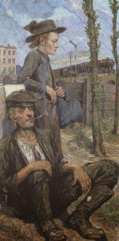 Hans Baluschek ~ The Berlin Secession