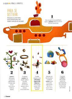 Um móbile da Elo7 foi publicado na Revista Crescer.