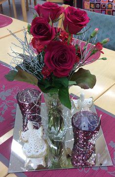 Ruusut ja muistot...kiitos kaikille!